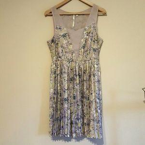 Lauren Conrad Spring Floral Dress